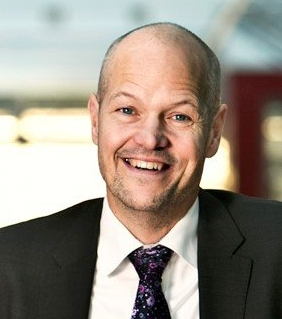 Kenneth Verlage, Head of Business Development, PostNord