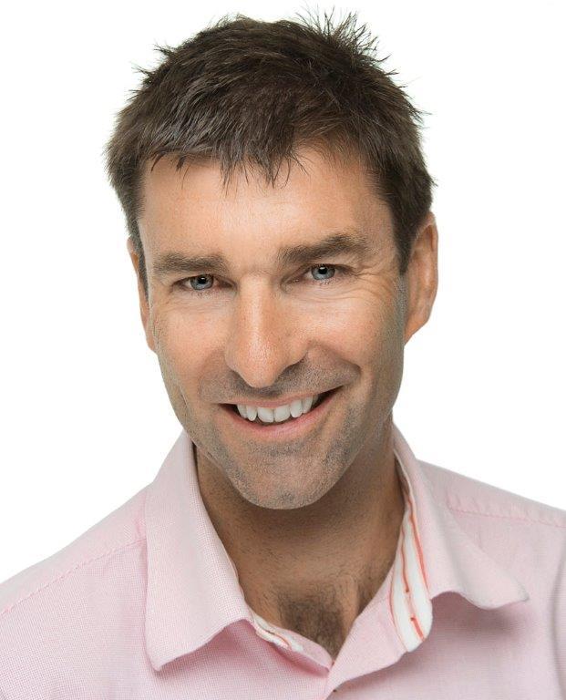 Michael Stewart, GM Customer Experience & Innovation, NZ Post