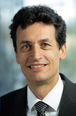 Holger Winklbauer, IPC CEO