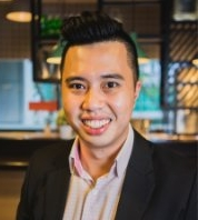 Bryan See Toh, co-founder and CEO of Park N Parcel