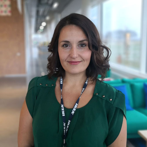 Angela Hultberg, Head of Sustainable Mobility, Ingka Group