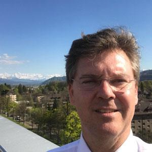 Pierre Morin, International Relations, Canada Post