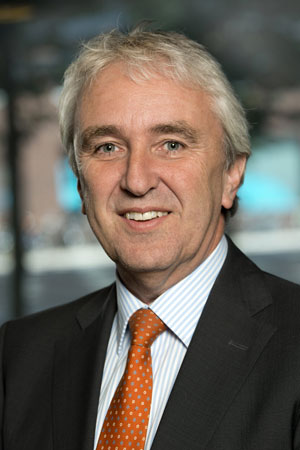 Pieter Kunz, senior adviser at Escher