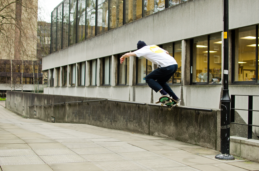 Jamie Walker - Crooked Grind