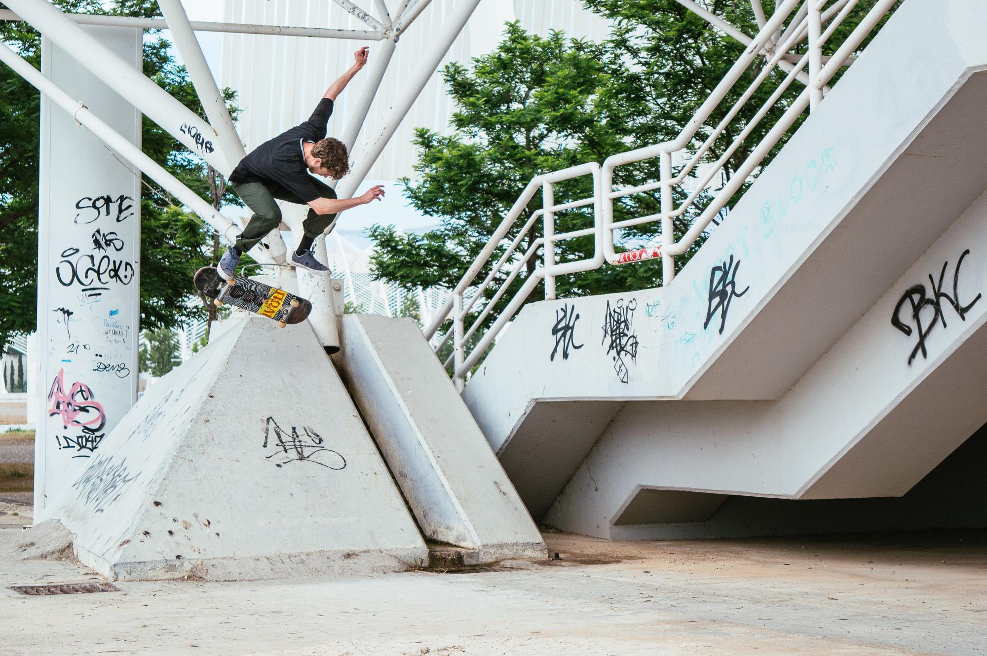 Matt McDowell - nollie backside heelflip