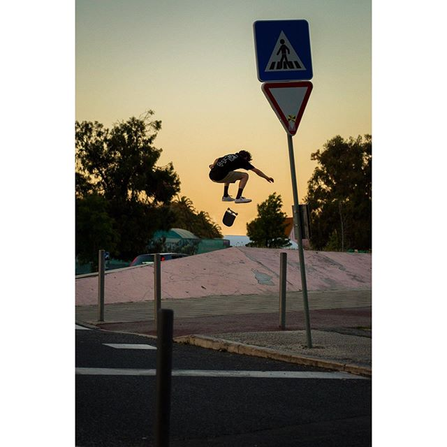 Matt | Nollie bs heelflip | Lisbon  Check the link in my bio for more photos 🔗
