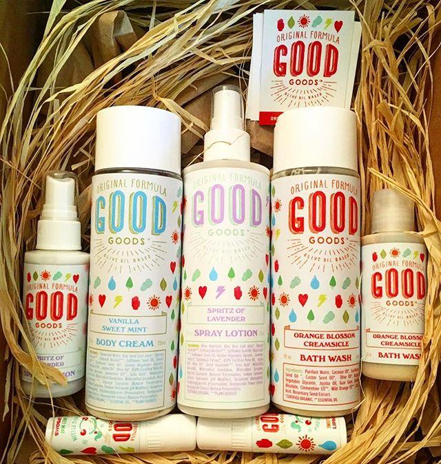 These packaged Good Goods will be on their way soon 💌📦😄 #originalgoodgoods #veganskincare #healthylifestyle #happykids #lotion #bathcare #bathwash #mompreneur #losangeleslife #vegangirl #etsy #etsyshop #smallshop