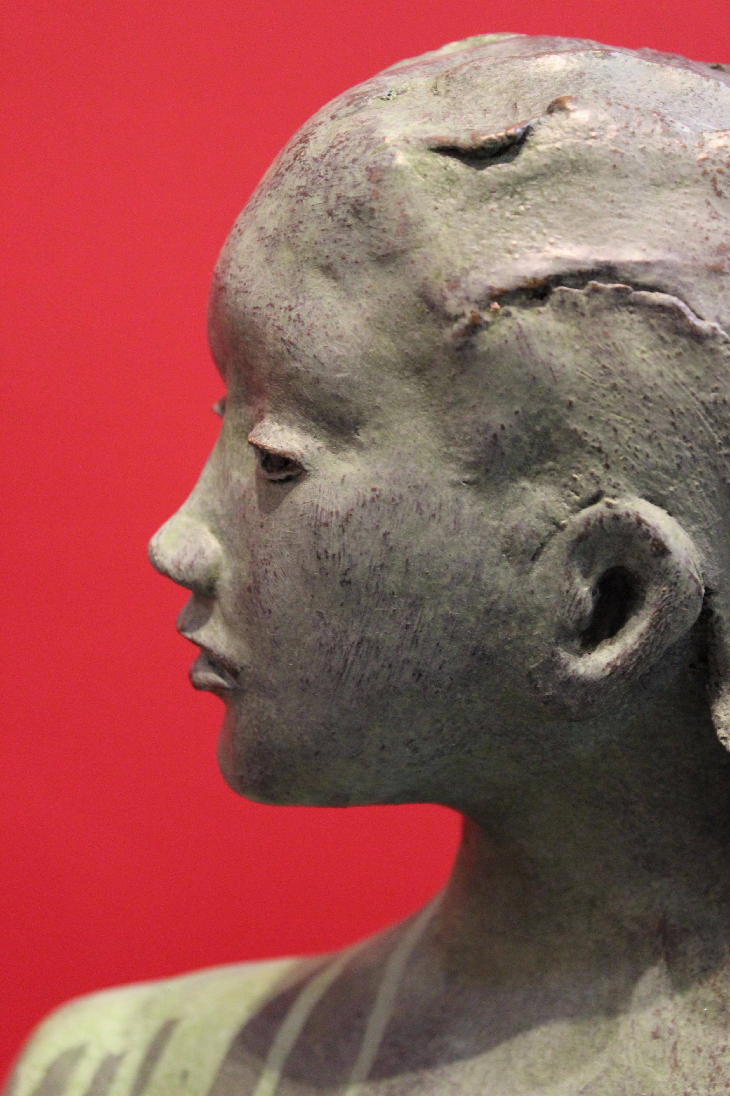 Bronze Resin Sculpture