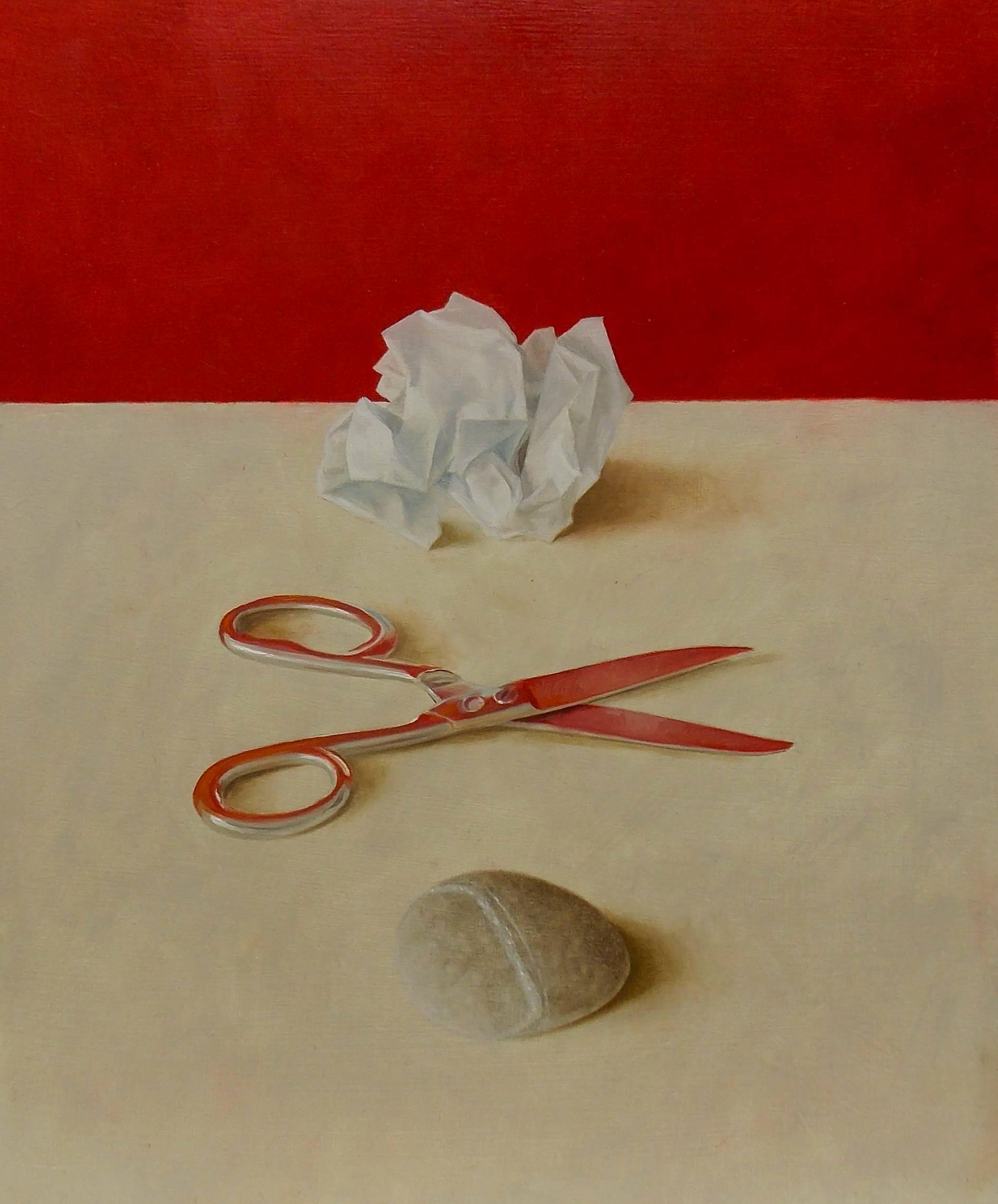 Rock, Paper, Scissors - SOLD