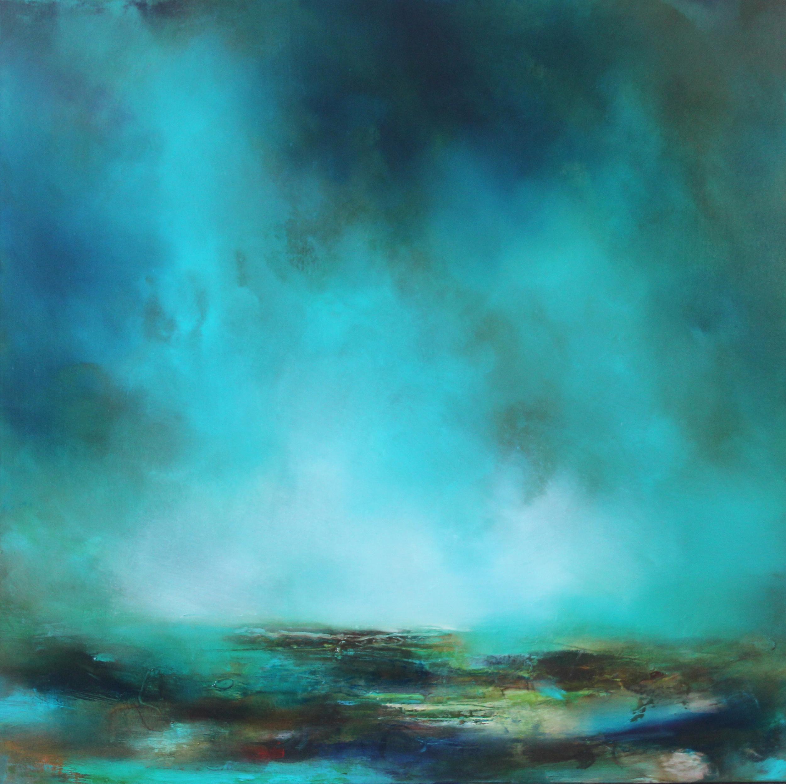 Laura Rich, So The Legend Goes, oil on linen, 90 x 90cms.jpg