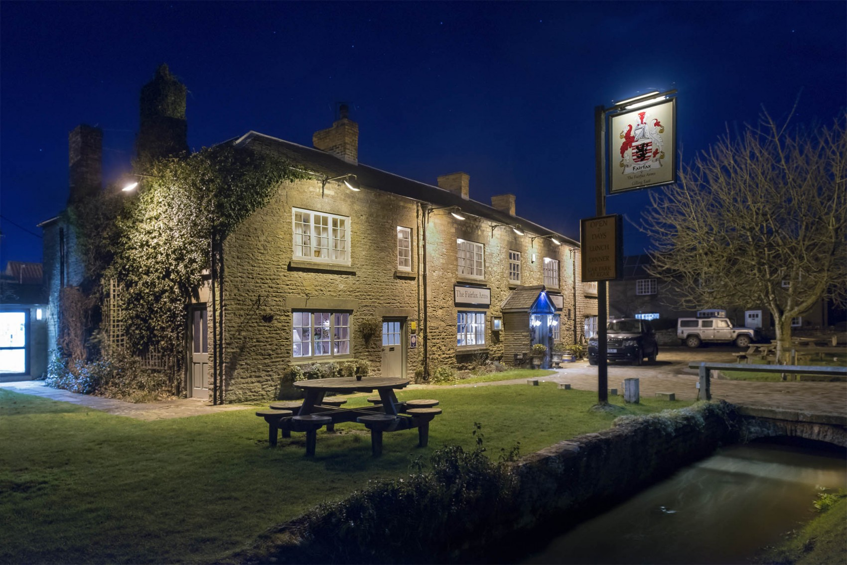 Fairfax Arms, Gilling East