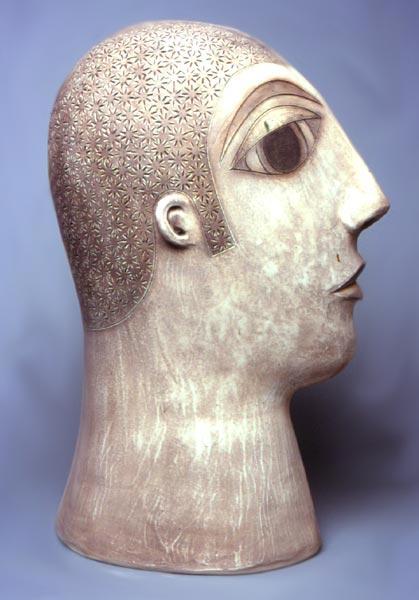 Guy Routledge - hand built ceramics from Nottingham