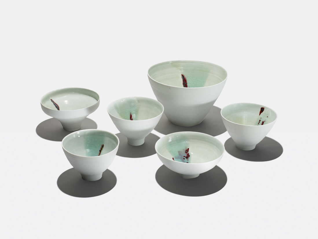 Norman Yap - London based potter working in stoneware and porcelain