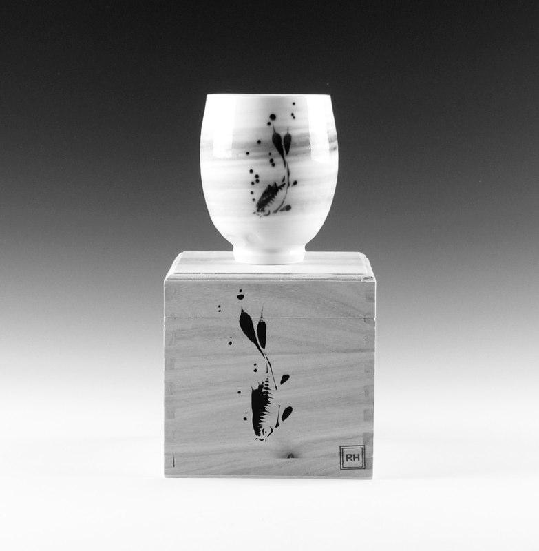 Richard Heeley - East meets West ceramics from London