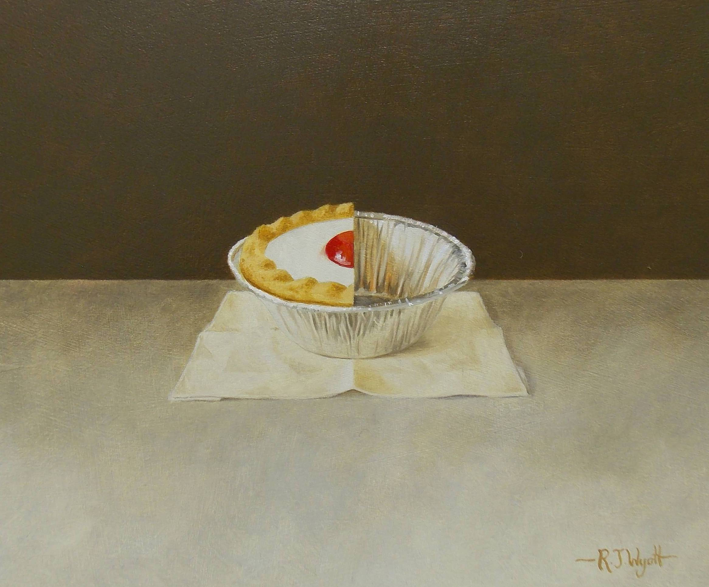 Robert J. Wyatt - Realist painter from Yorkshire injecting humour into still life depictions