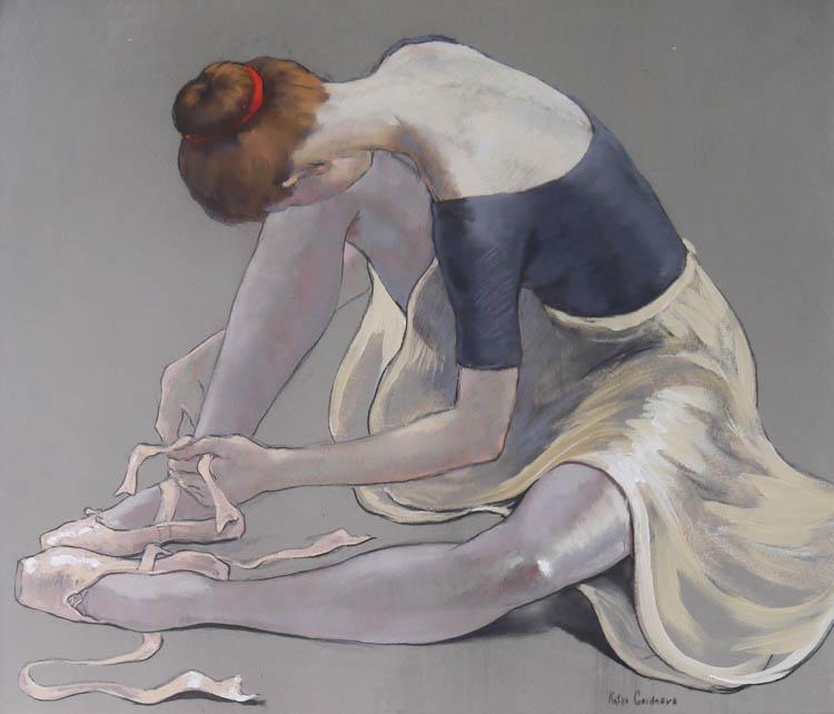 Katya Gridneva - in partnership with Frances Iles Gallery