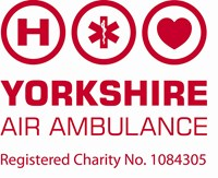 Raising Funds for Yorkshire Air Ambulance