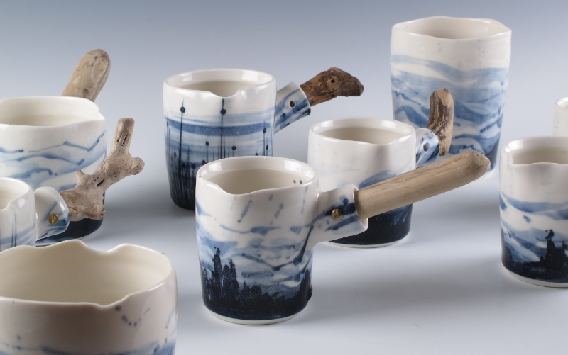 Richard Heeley - East meets West in Ceramic