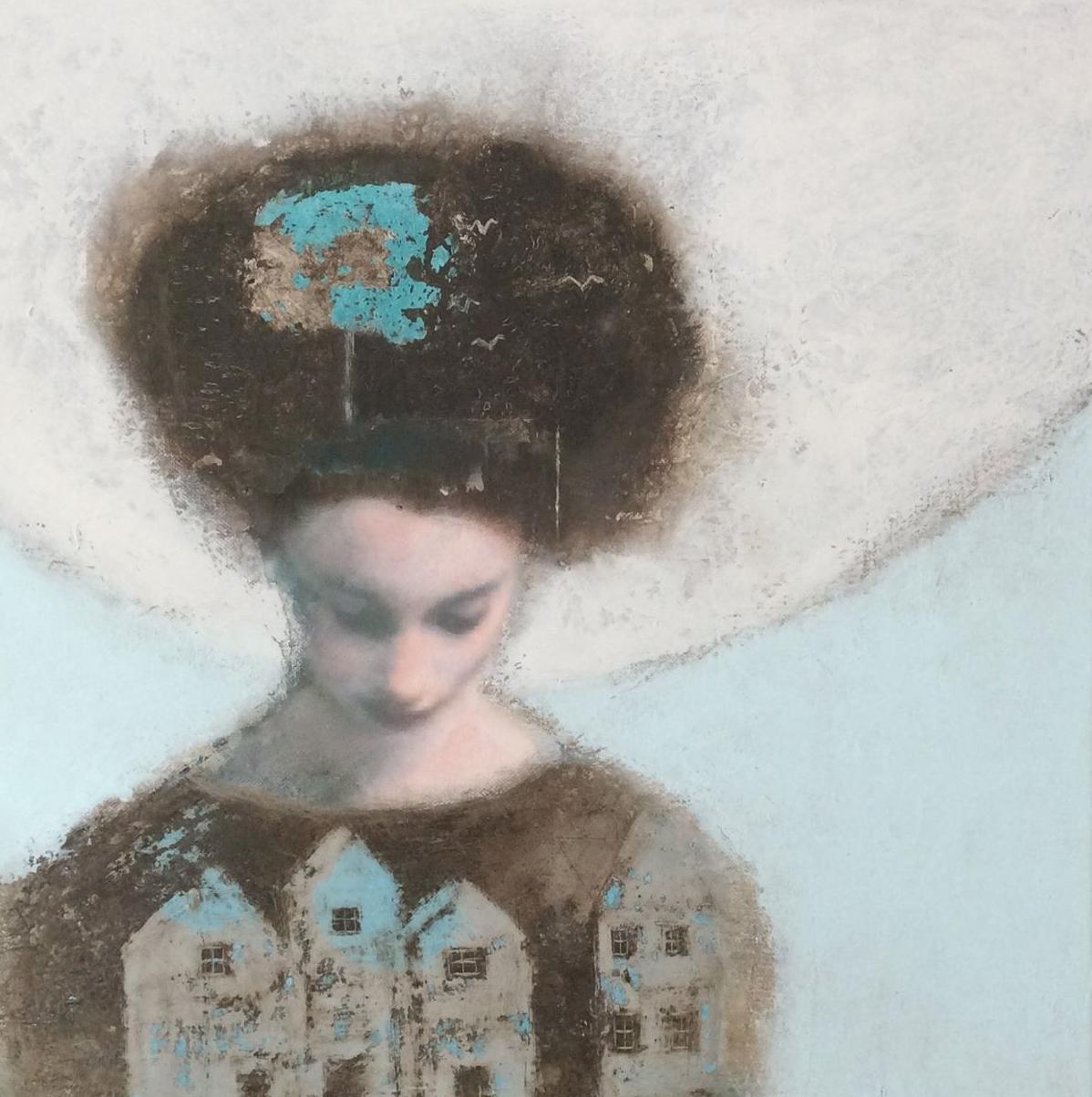 Veronique Paquereau - Mixed Media Paintings