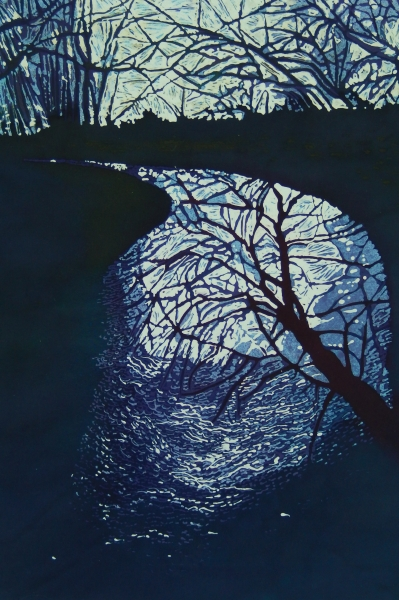 The Bend In The River - £395.00