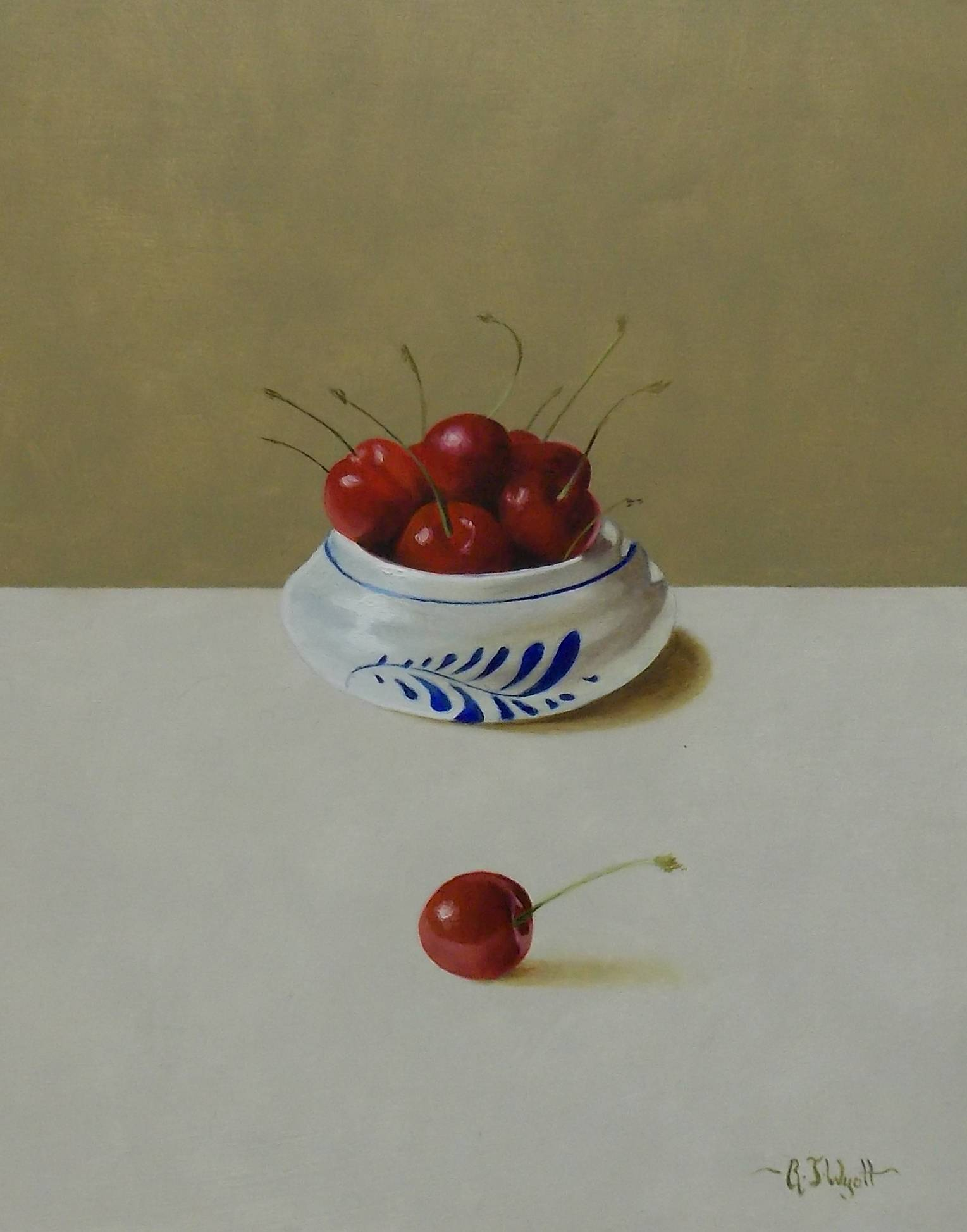 The Delft Pot - £485.00