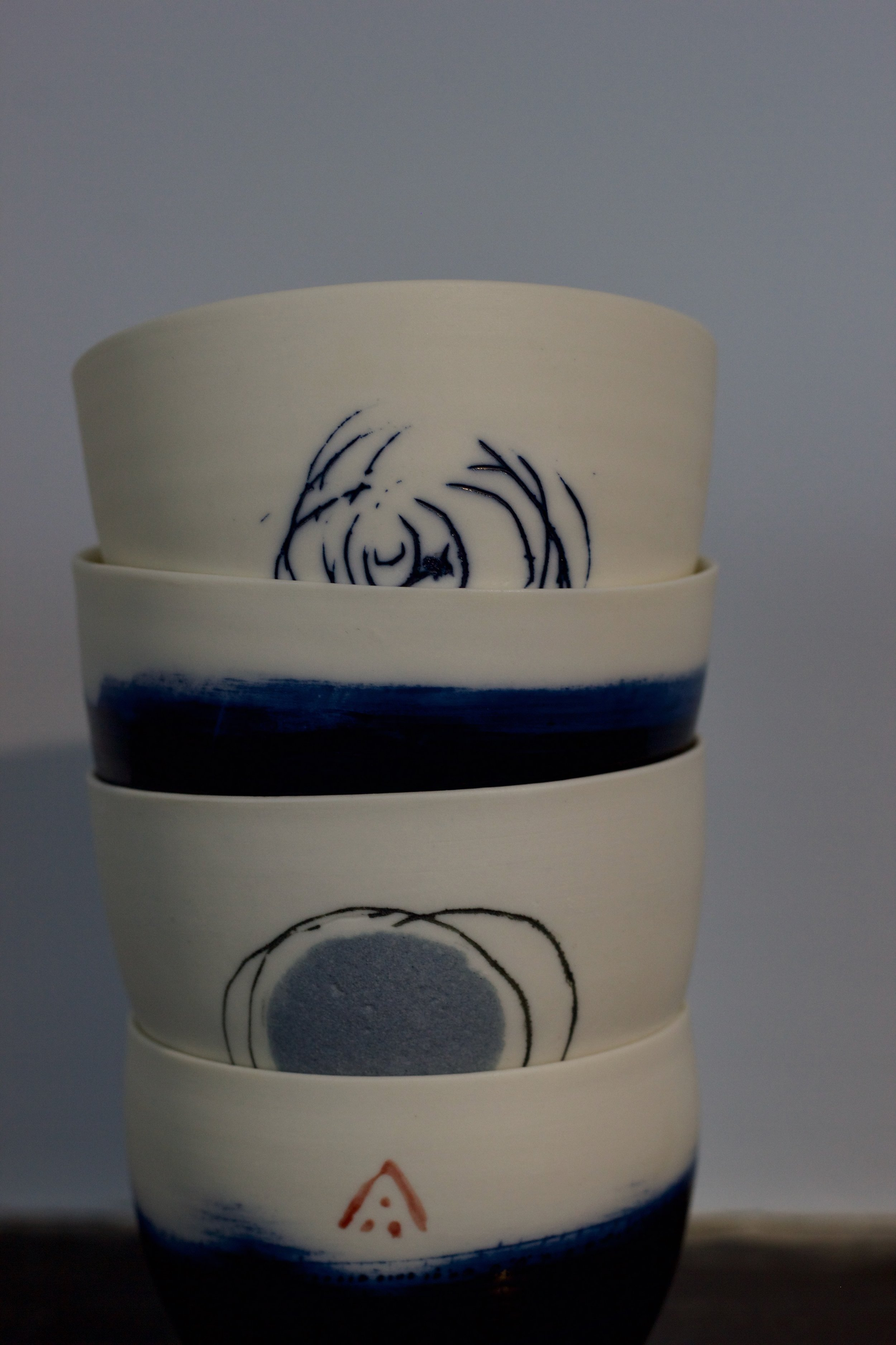 Ali Tomlin Cups