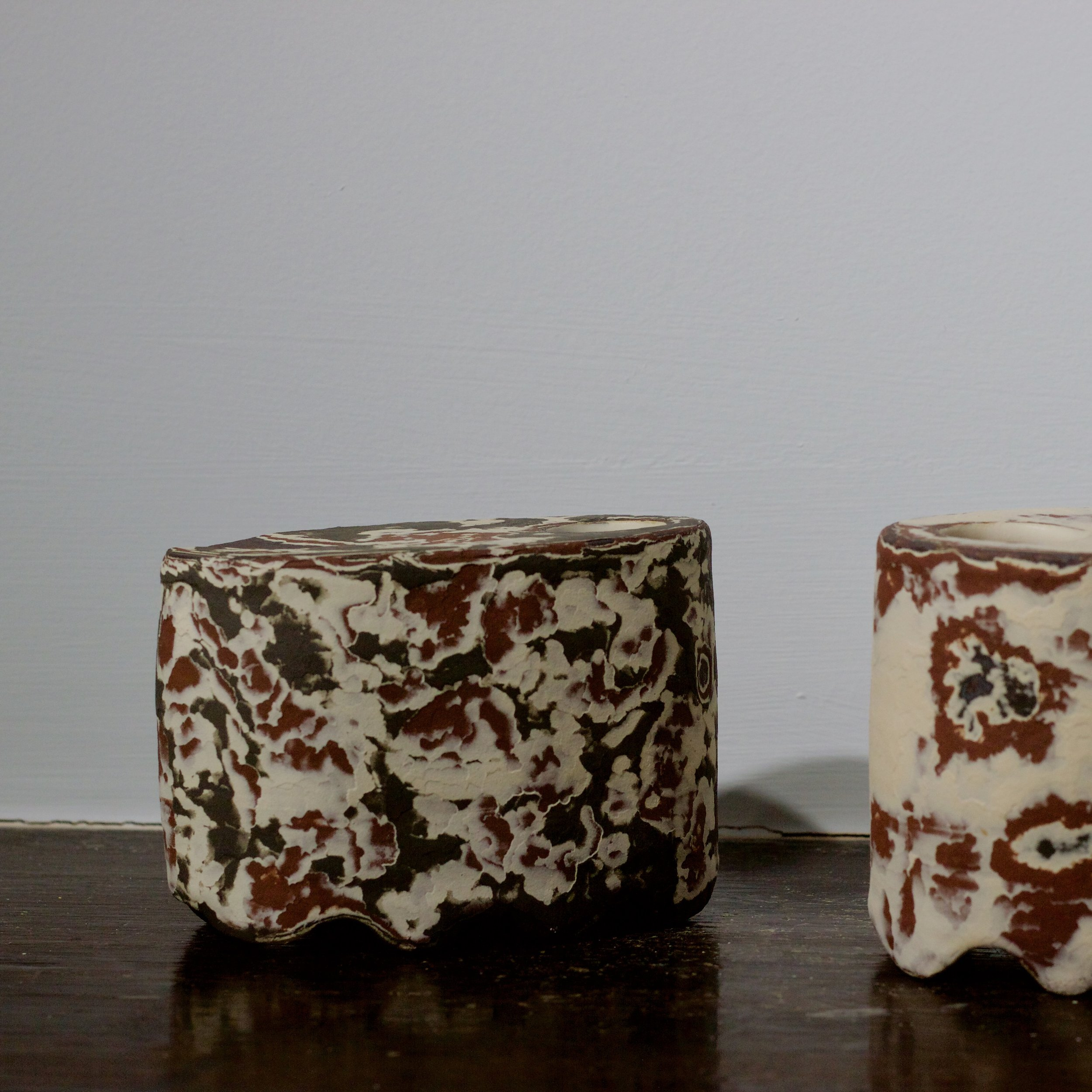 James Faulkner - Boiler Vases