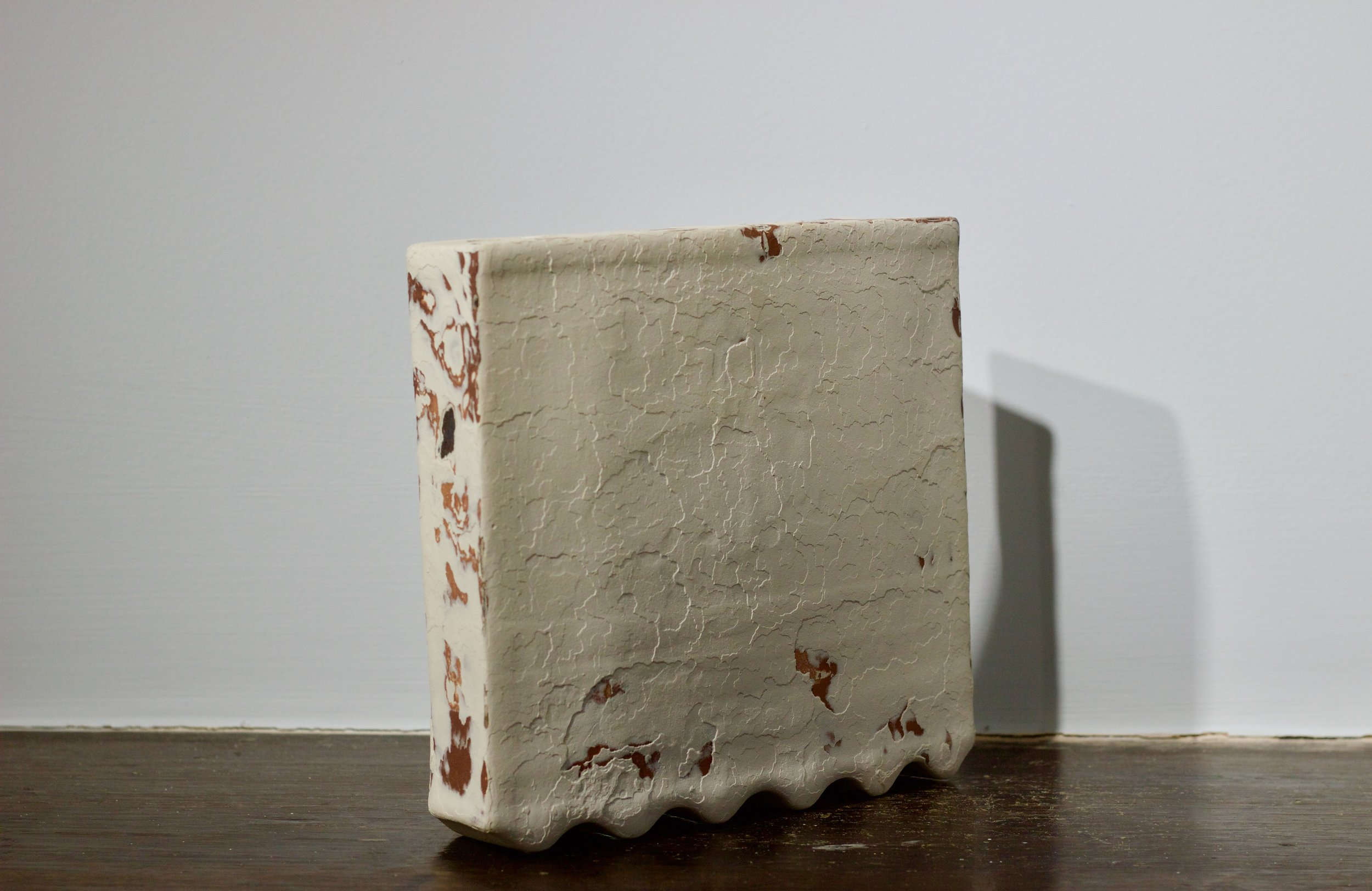 James Faulkner - Small Rectangular Form