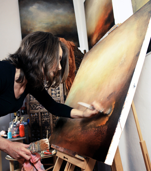 Kerr Ashmore at work-ART - ABSTRACT - LANDSCAPE - PAINTING.jpg