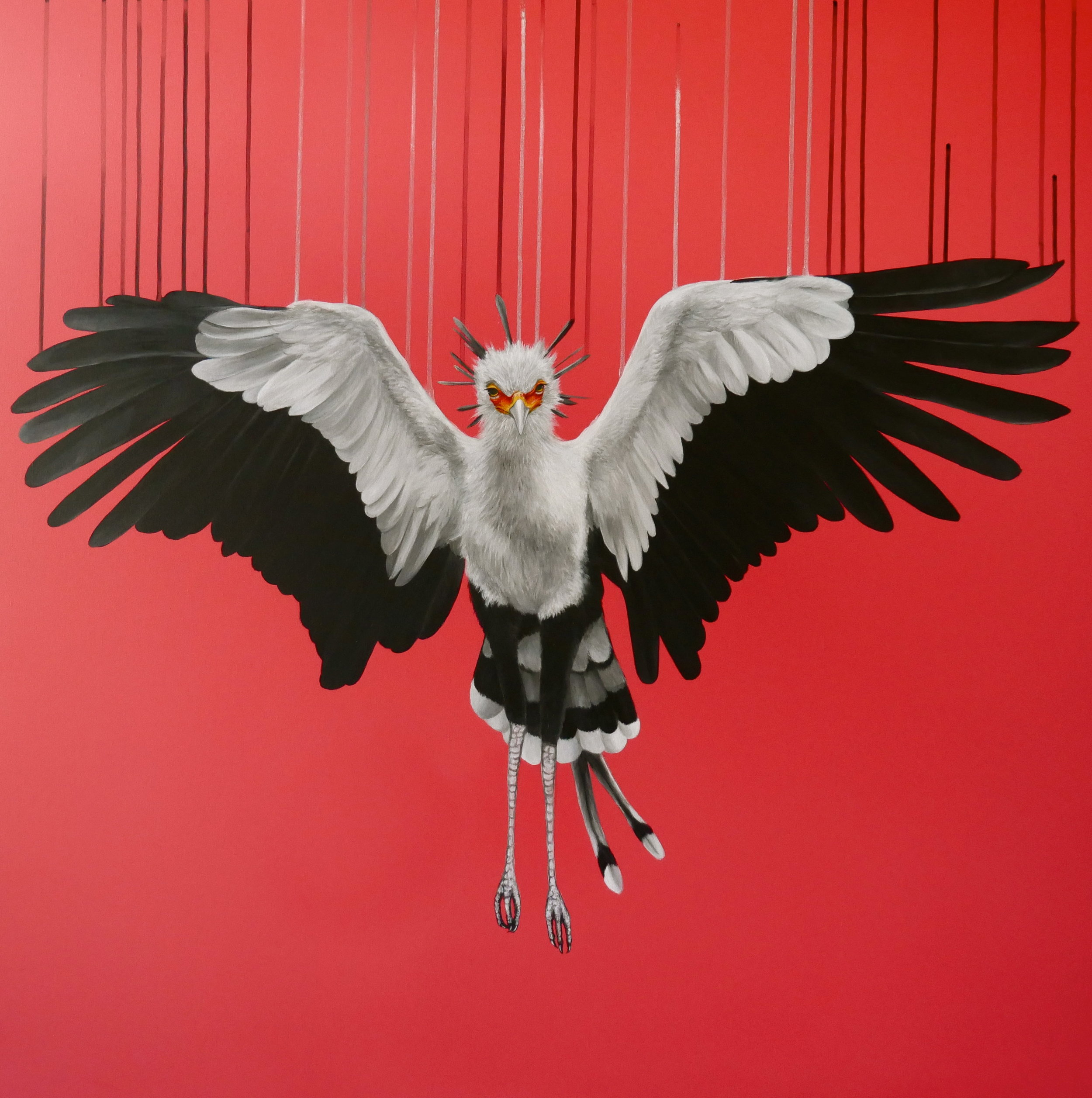 Louise McNaught - From The Ashes£3000.00