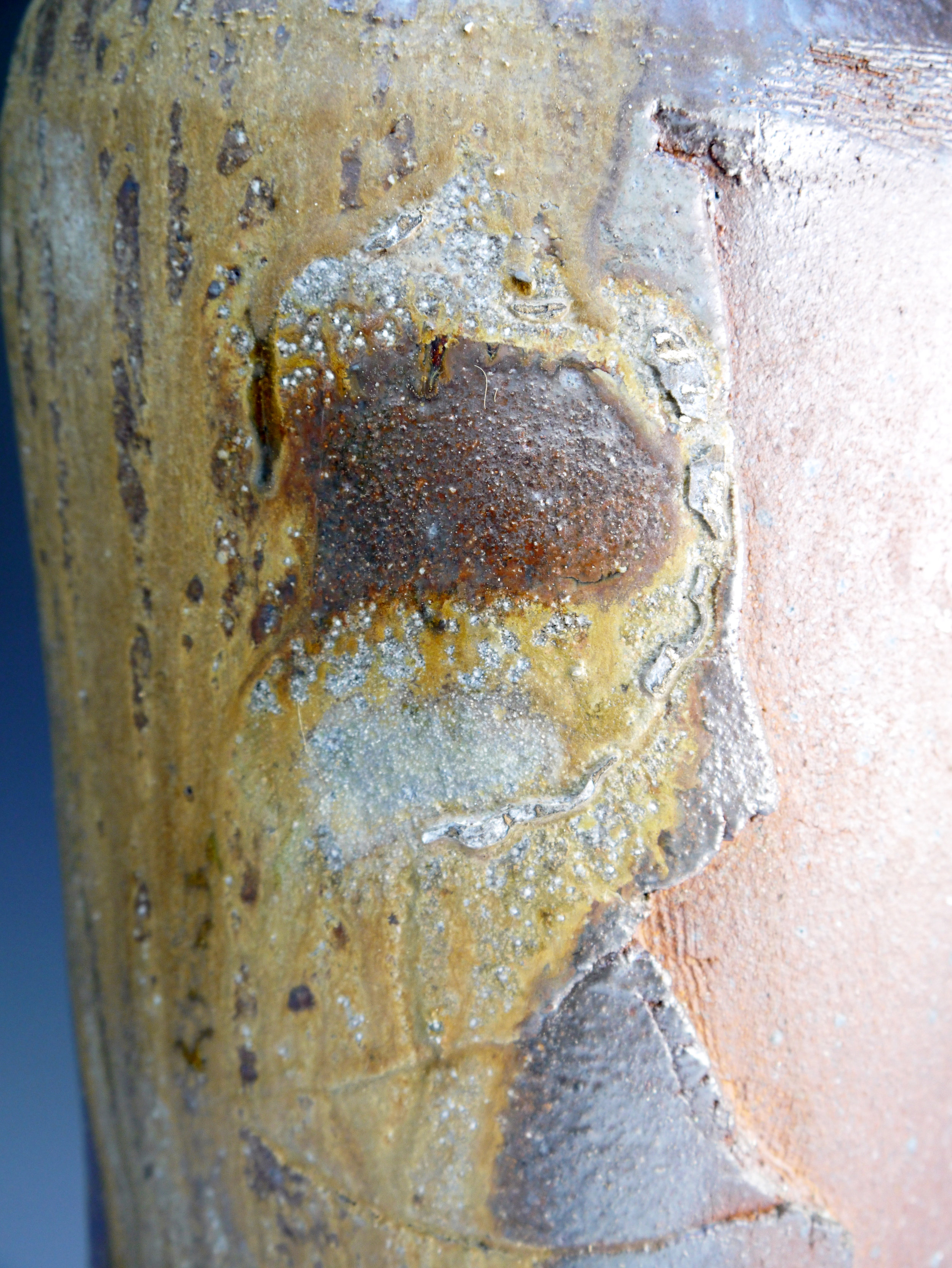 7 woodfired large bottle with shell marks detail.jpg