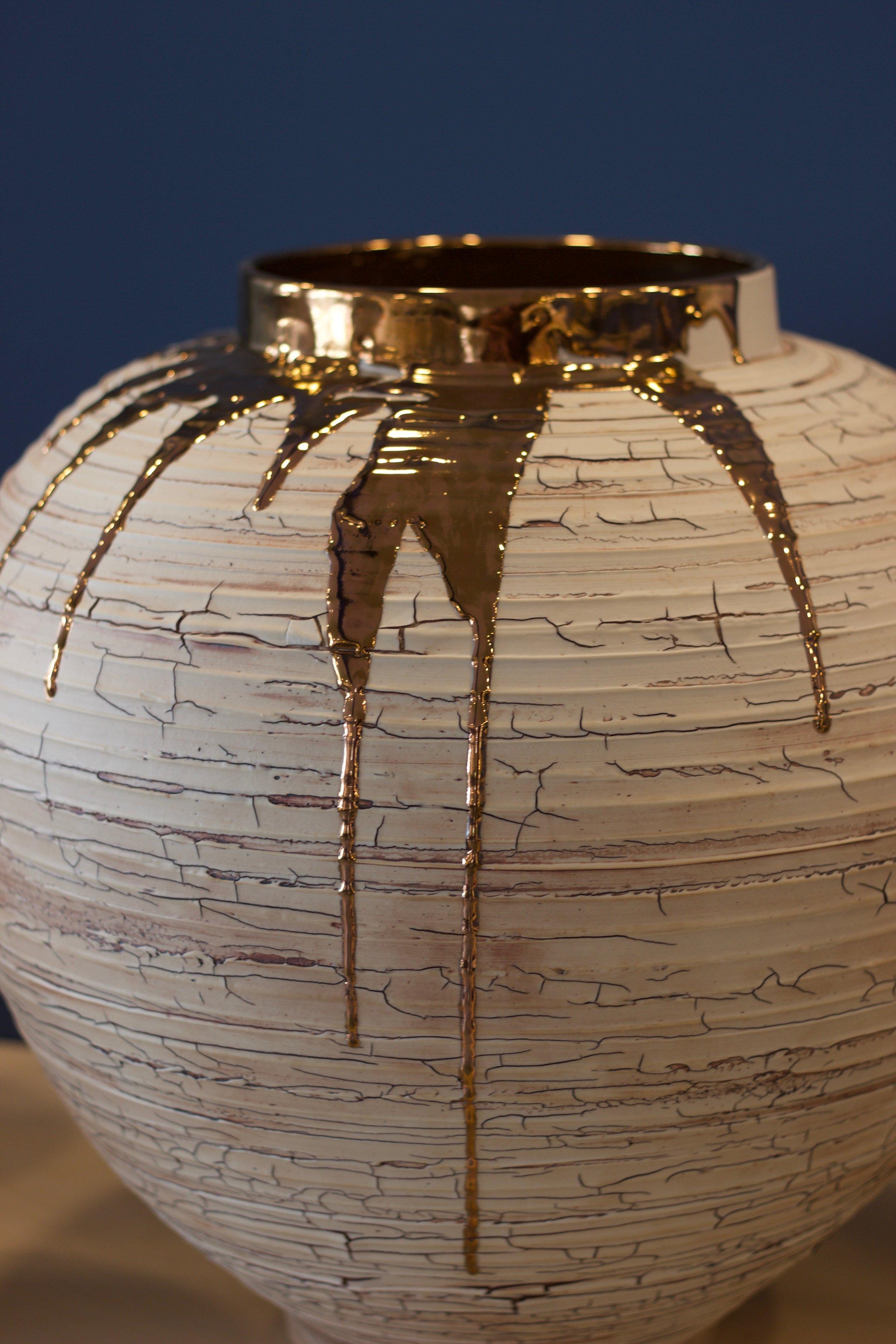 Alex McCarthy - Large Moon Jar