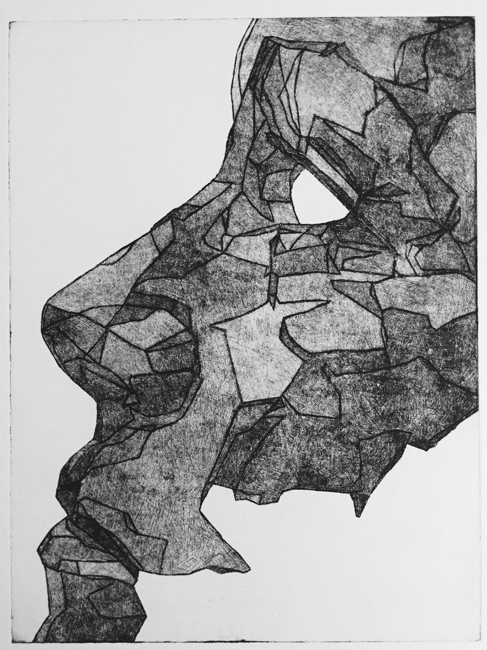 Study for Fragment II - Copper Plate EtchingEdition: 1 of 10£325.00