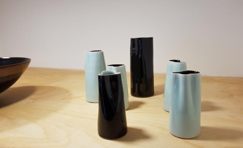 Chris Keenan - Porcelain Works - £60 to £650