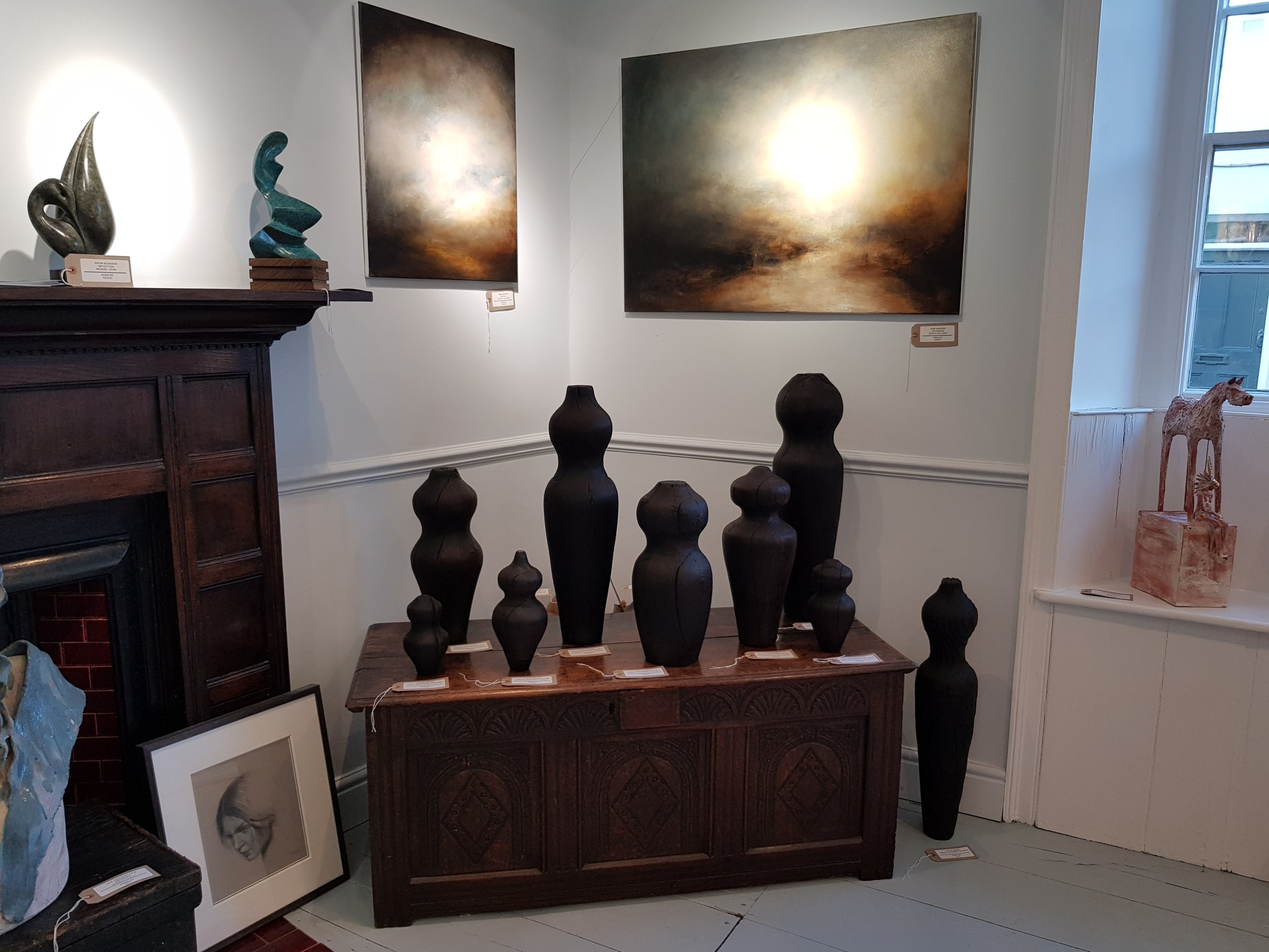 From right to left: Simon Gudgeon, Rick Young, Marko Humphrey-Lahti, Kerr Ashmore, Layla Khoo and Valerie Price-West - £120 to plenty