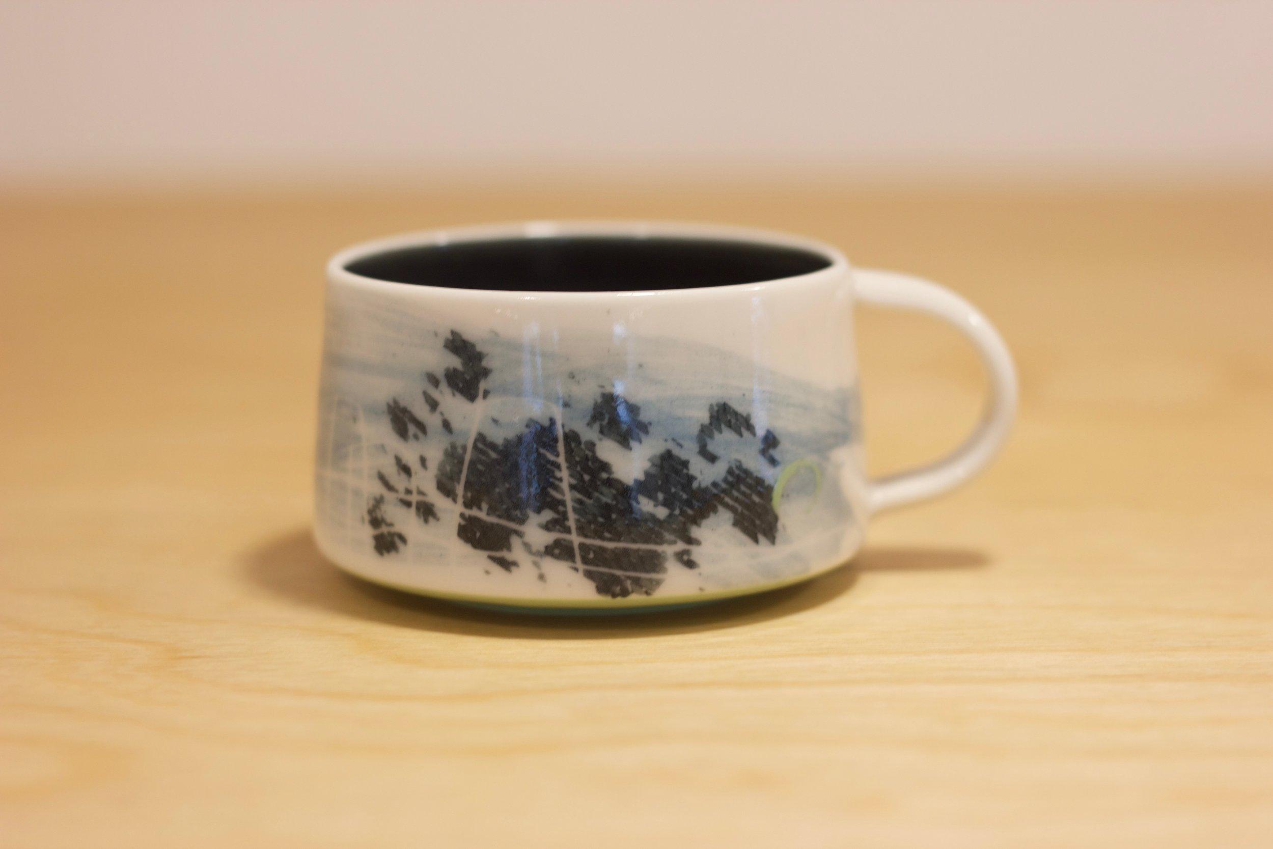 JM012 Small Cup 2 Blues