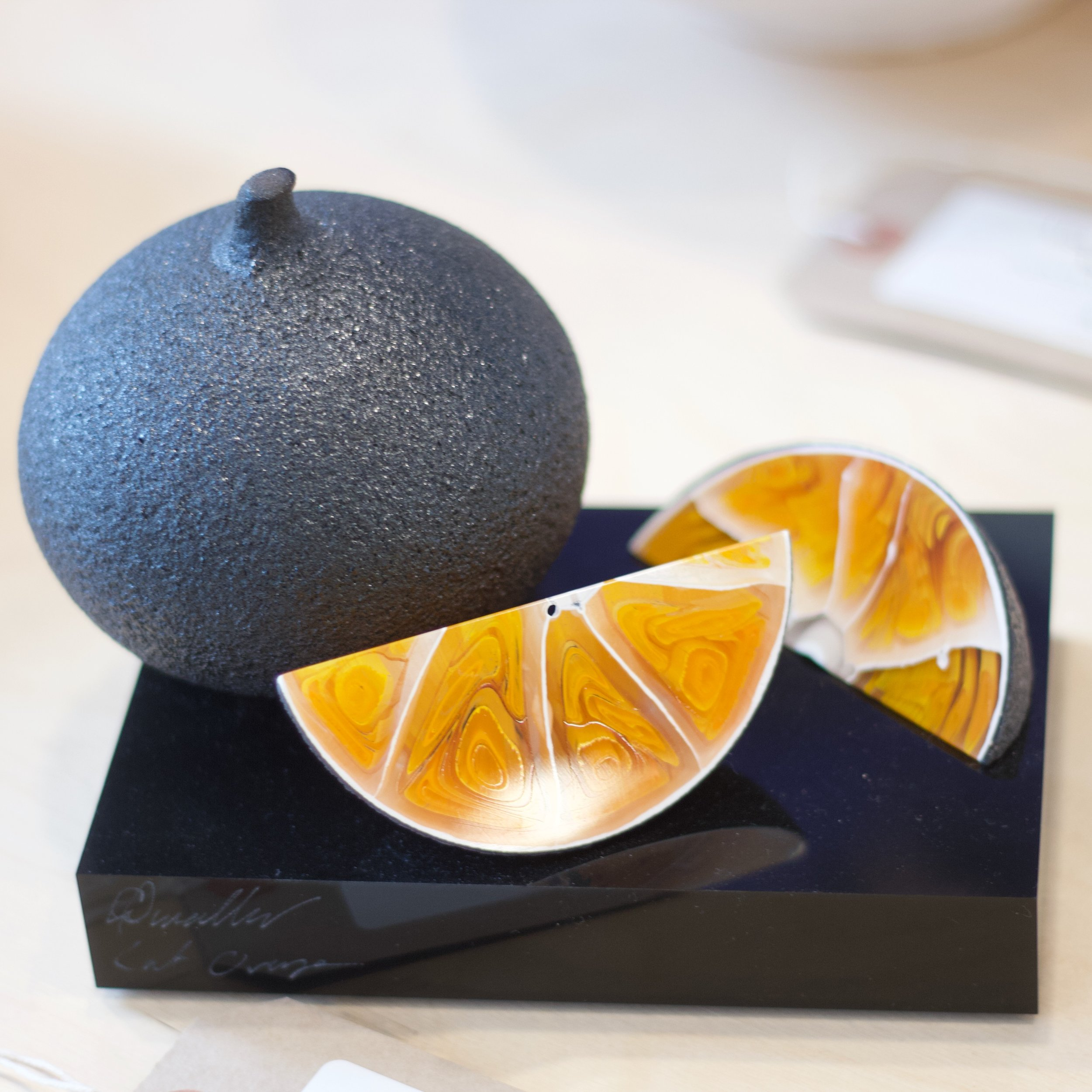 Elliot Walker - Cut Orange