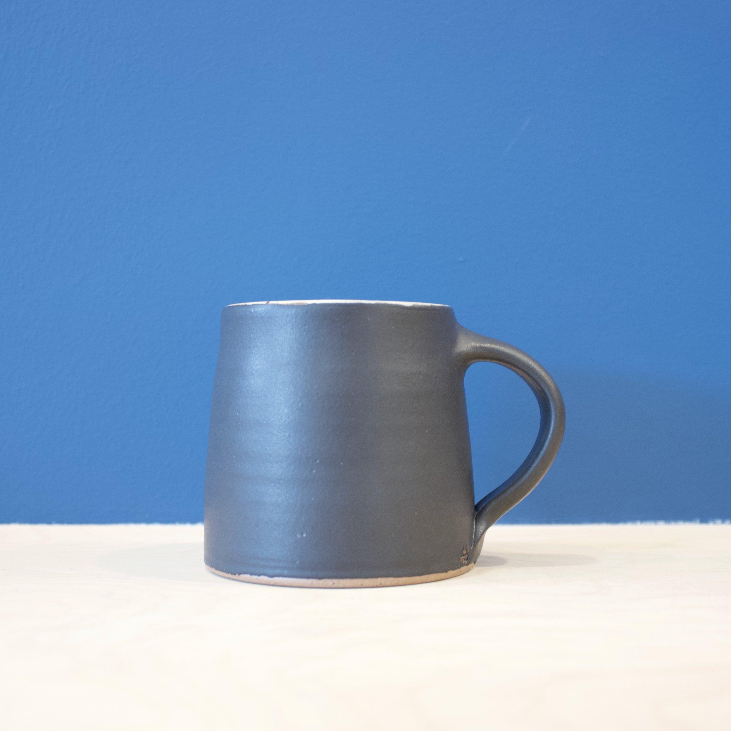 Ali Herbert  Black Mug AHE010