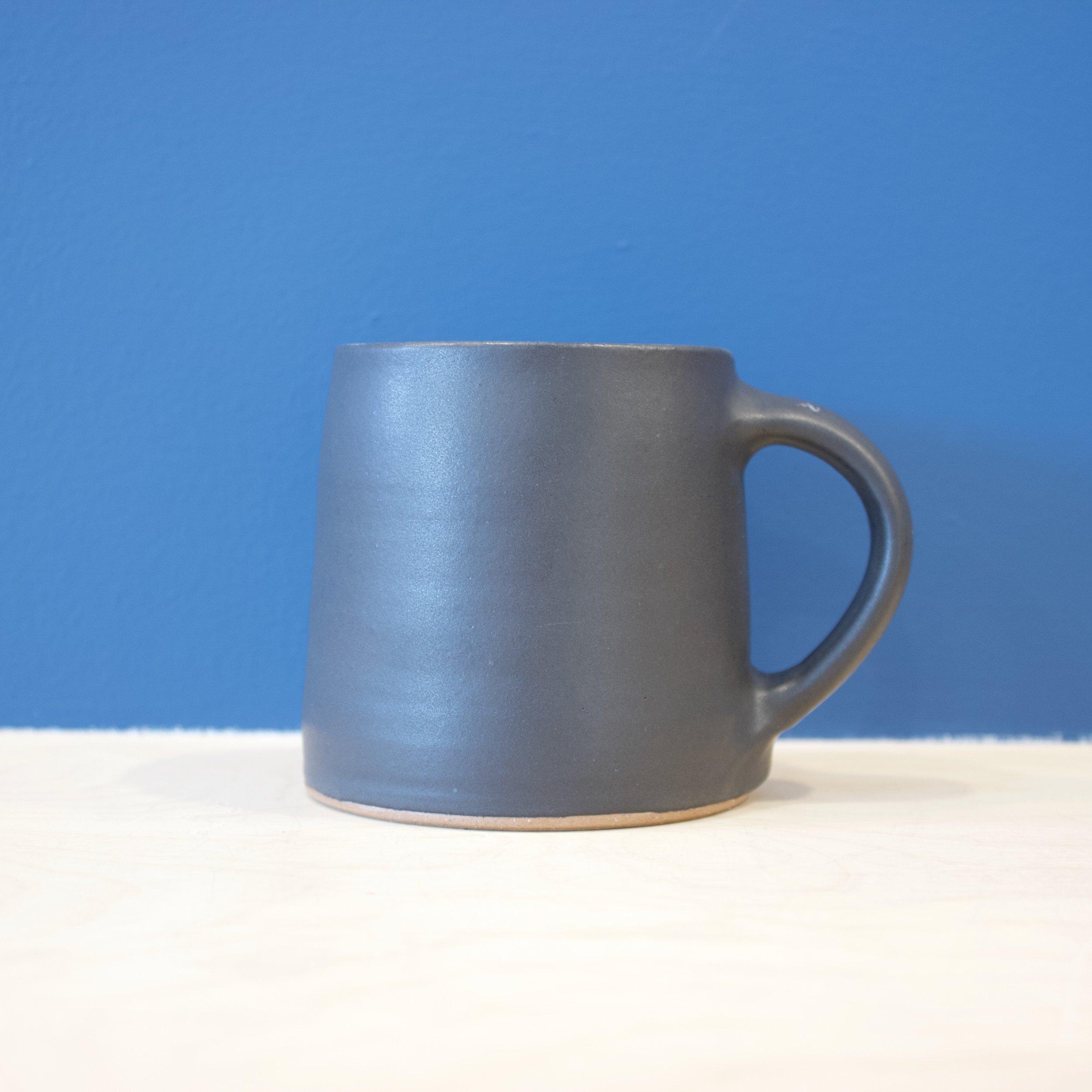 Ali Herbert  Black Mug AHE012
