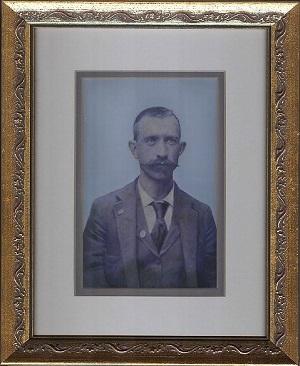 Celestino Cicone, 1863-1956 (©Family of Celestino Cicone; Family grants copyright to ISciences)
