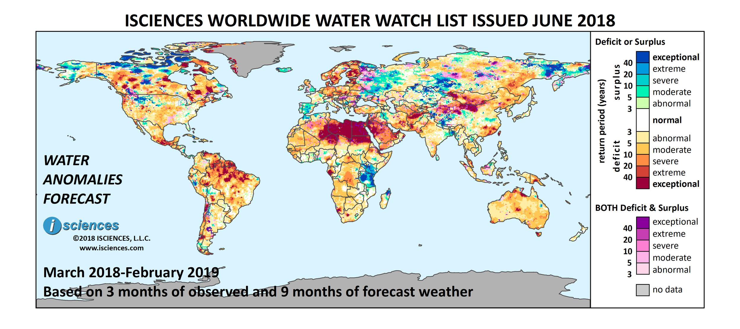 ISciences_Worldwide_Water_Watch_List_2018_June.png