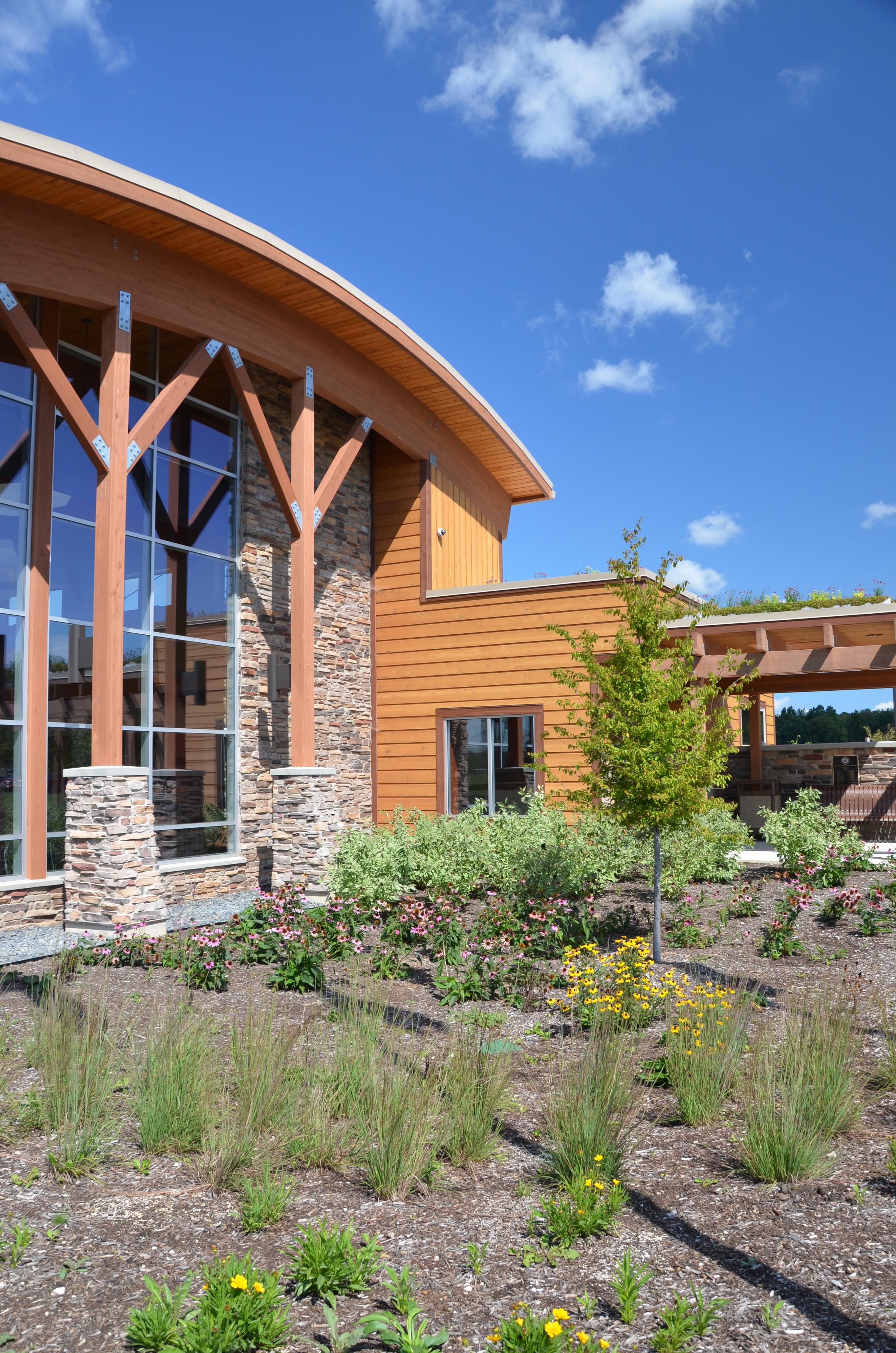Pokagon Community Building