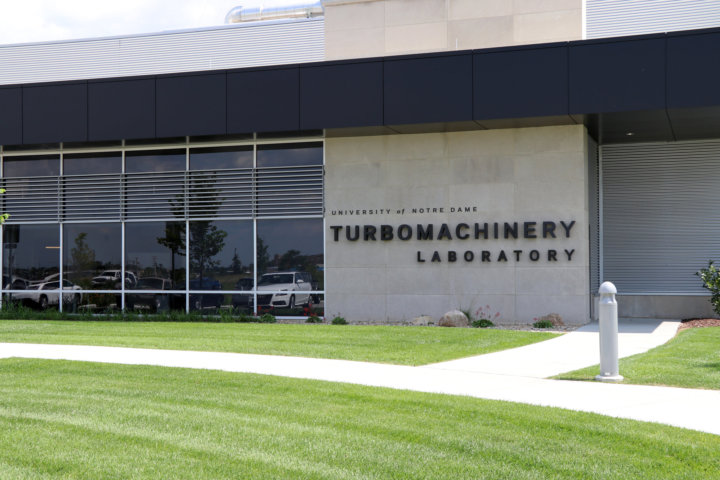 Catalyst Two - UND Turbomachinery Lab