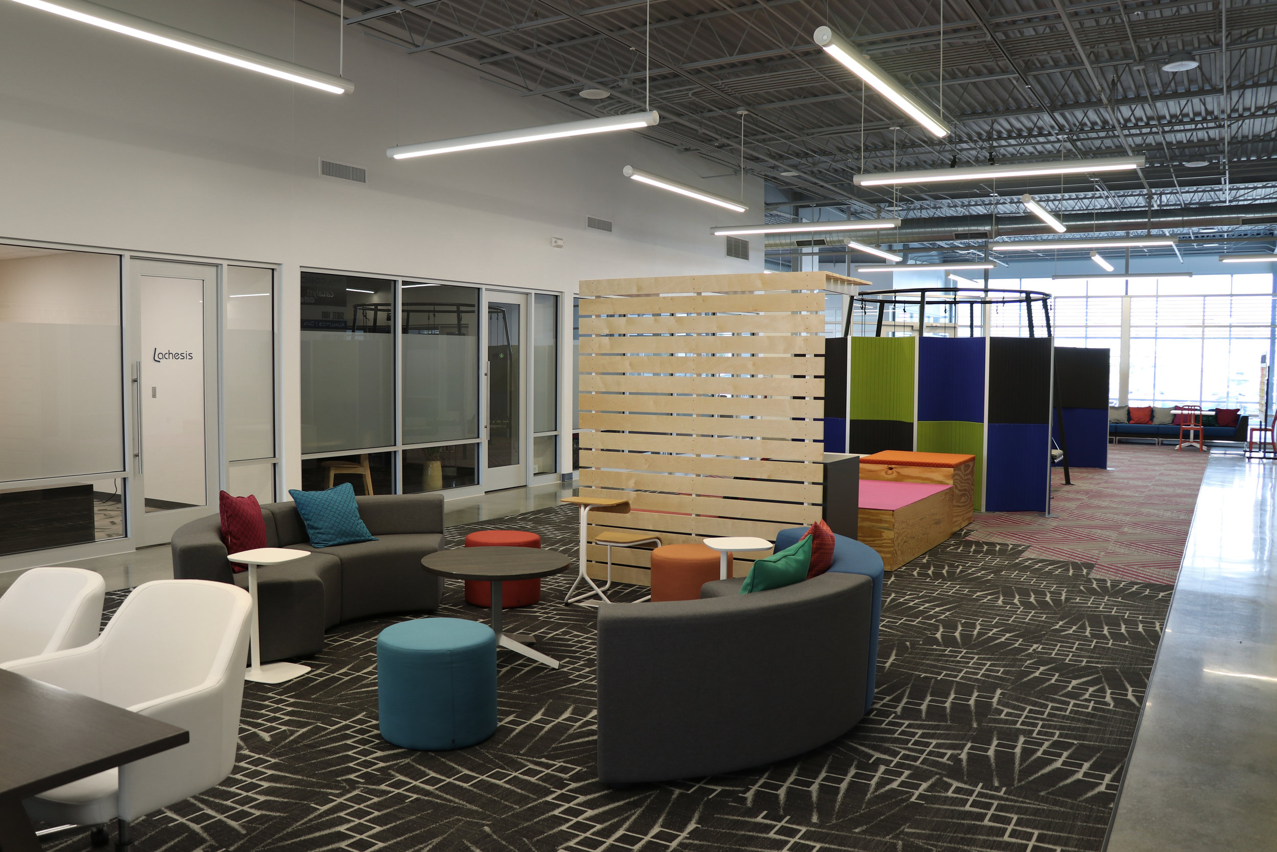 Catalyst One Interior - Ignition Park