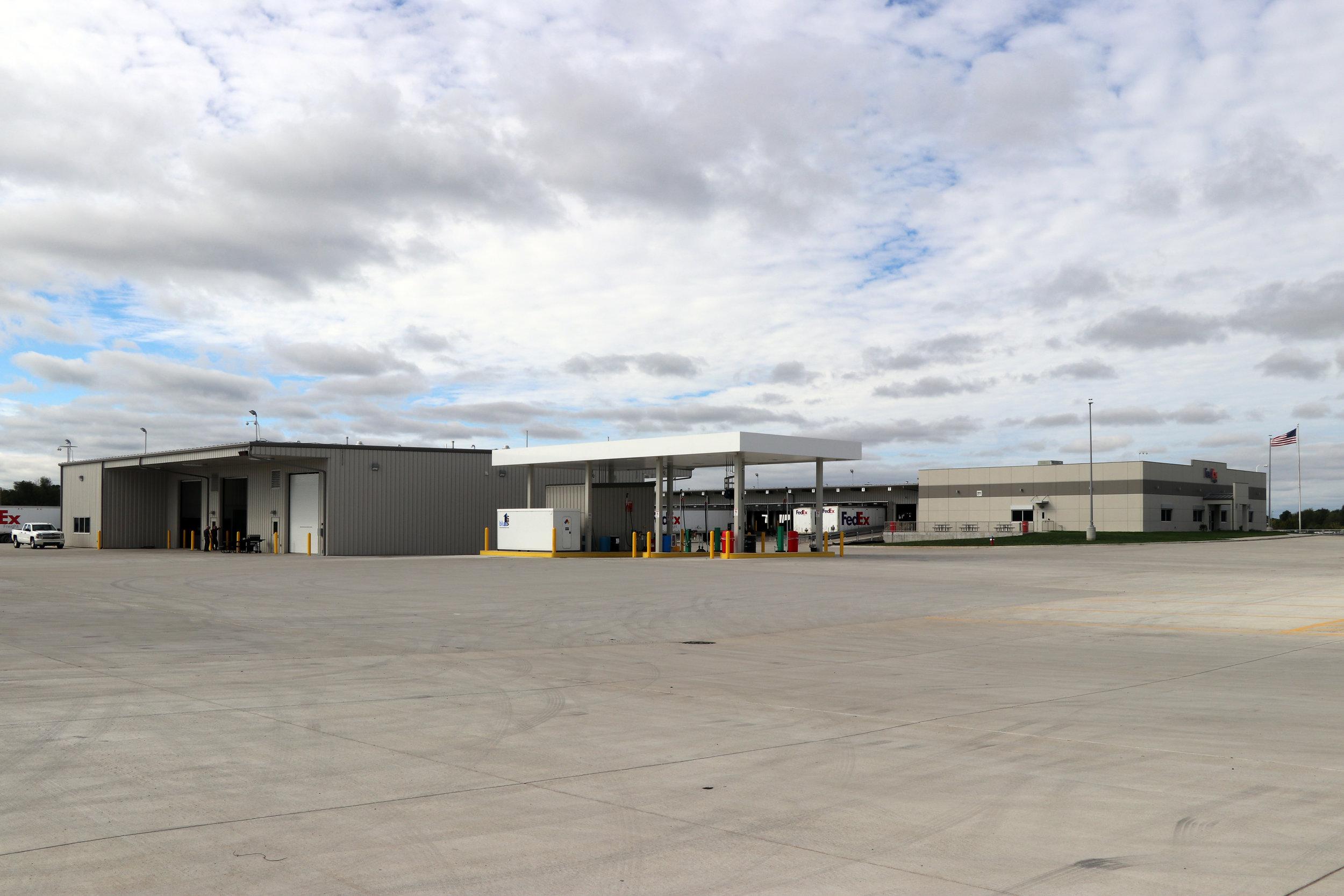 FedEx Freight Distribution Center South BendIndiana