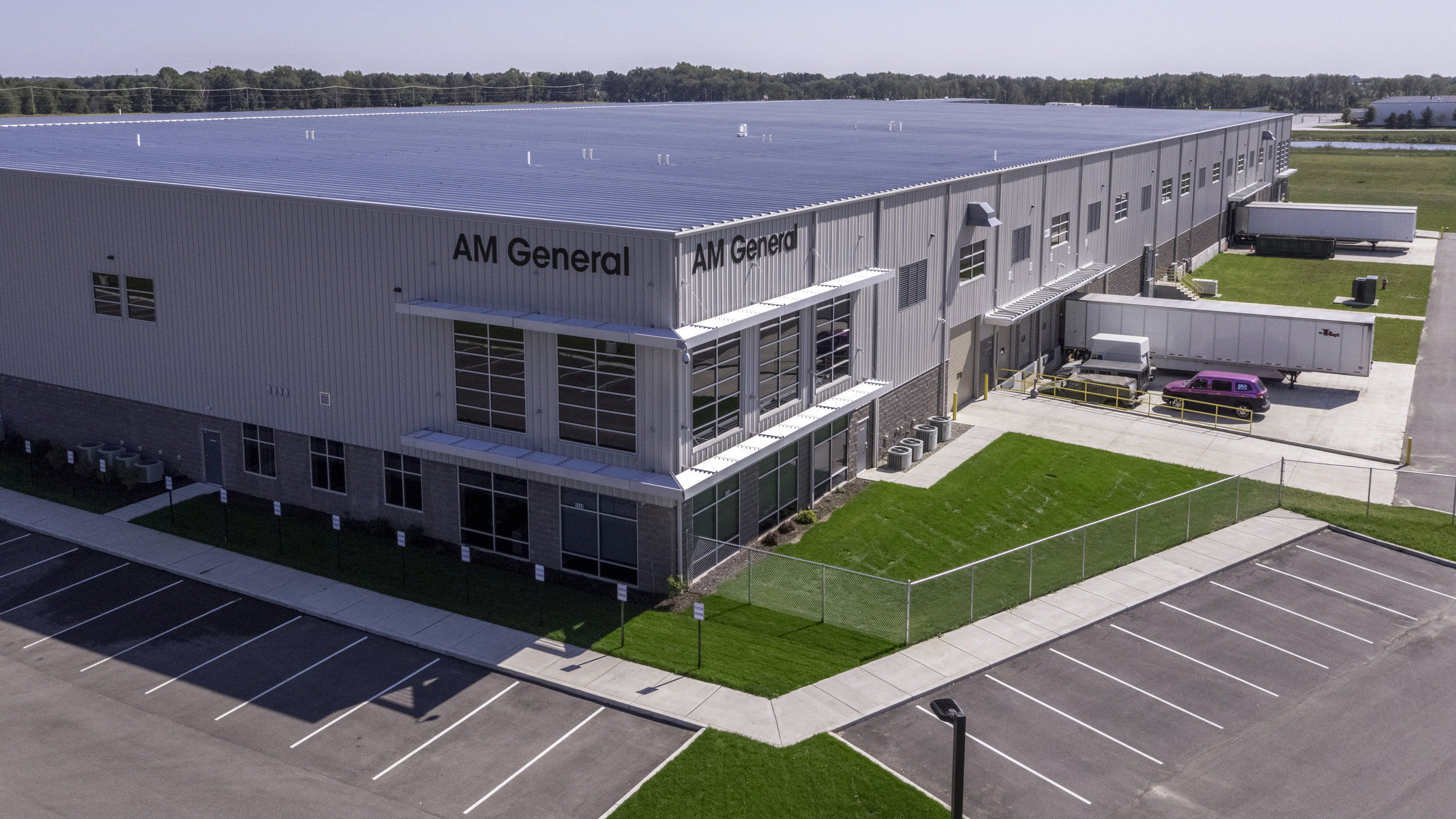AM General Service, Parts & Logistics South Bend Indiana