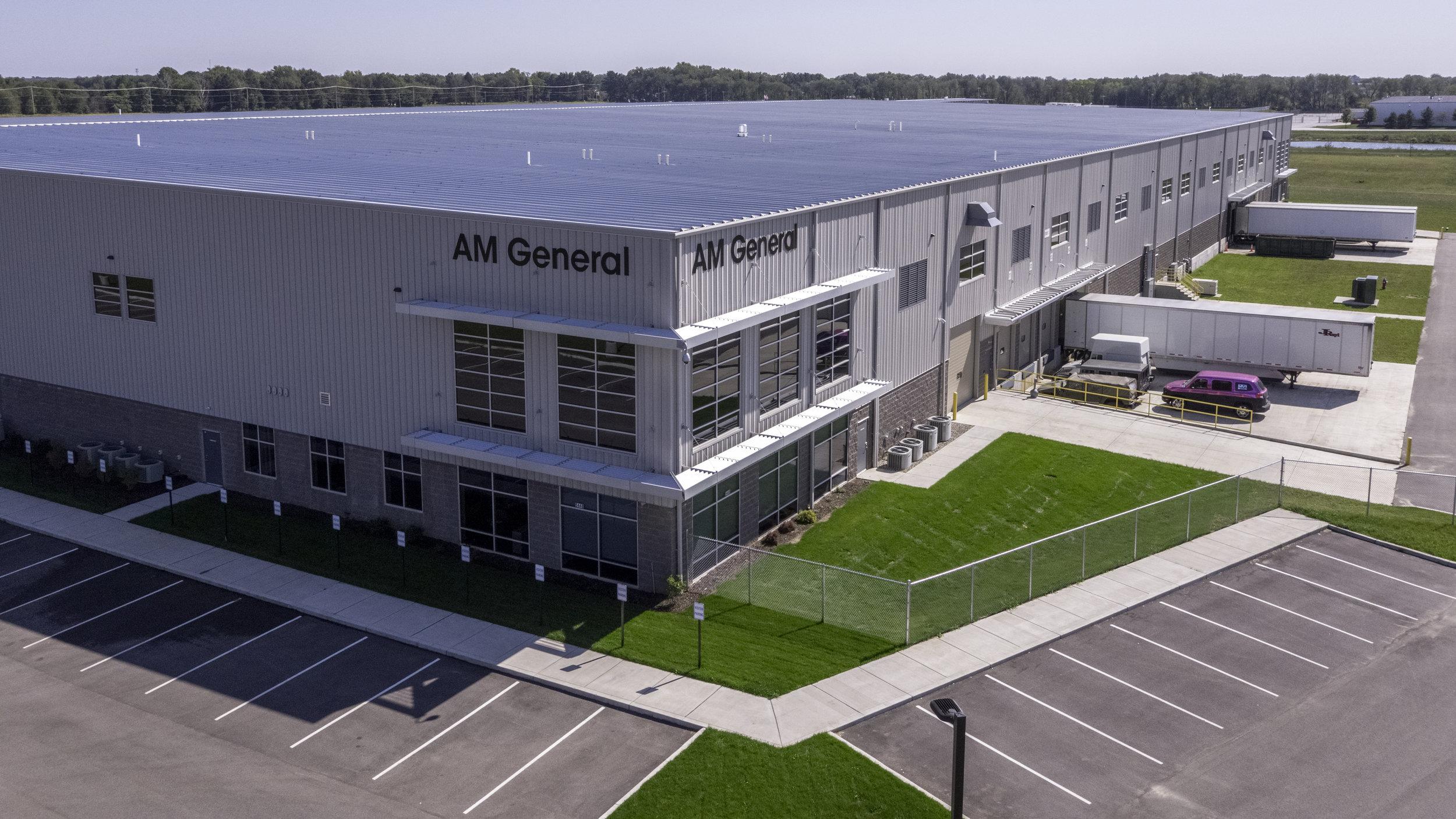 AM General Service, Parts & LogisticsSouth Bend Indiana