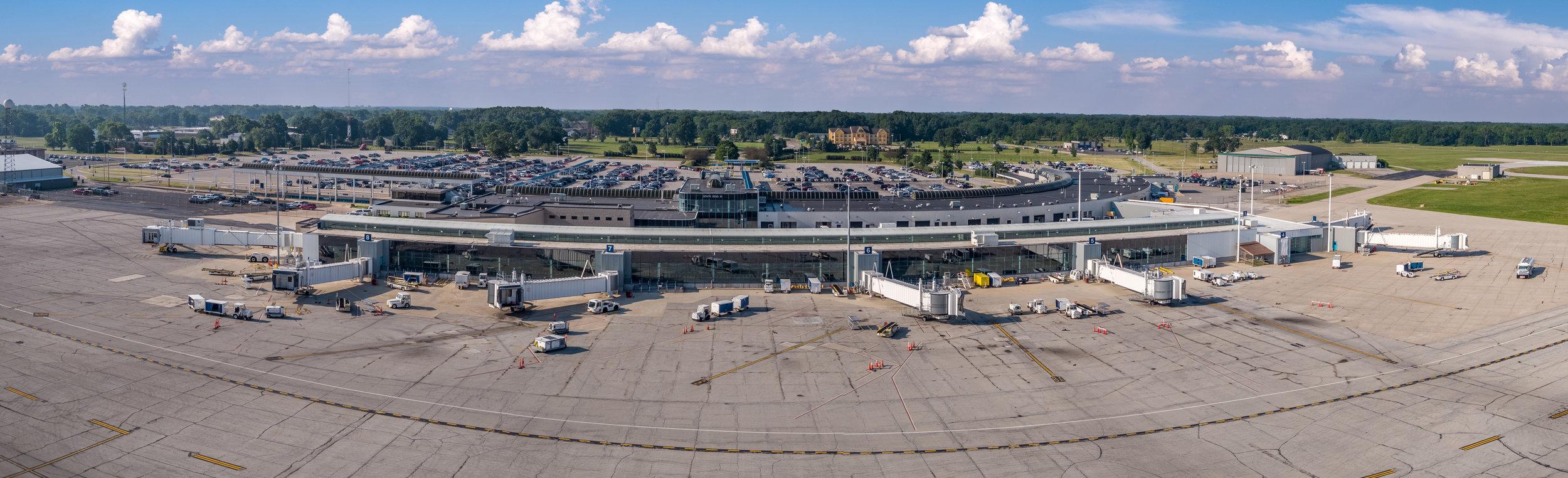 South Bend International Airport Terminal Built by Majority Builders Inc.-1.jpg