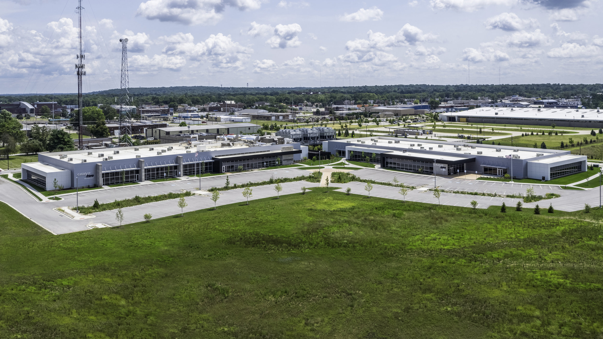 Catalyst One & Two - Ignition Park I South Bend