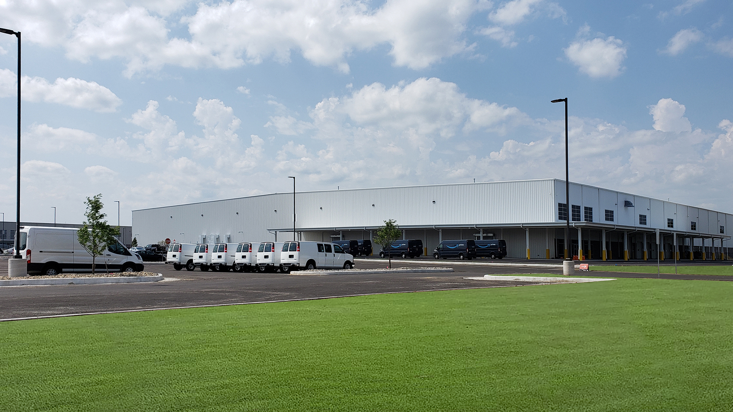 Amazon Delivery Center  South Bend IN